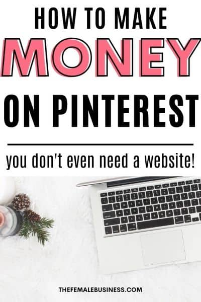 make money on pinterest