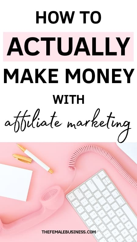make money with affiliate marketing beginners
